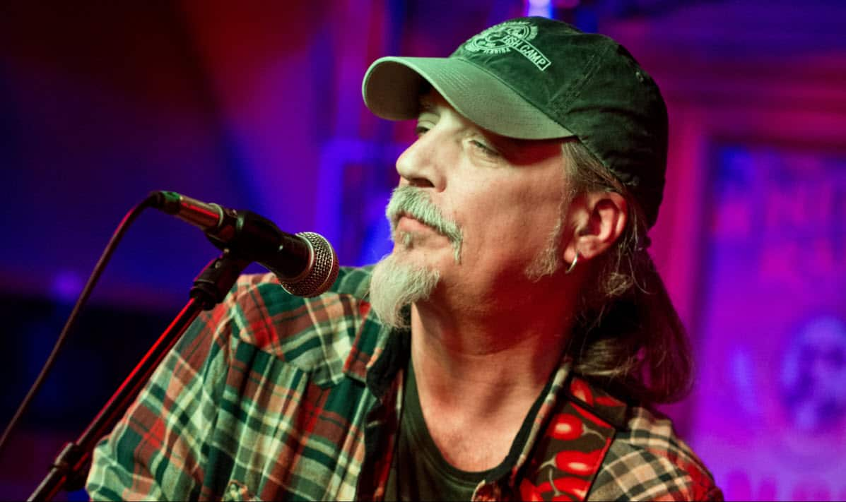 STEViE at the Country Music Meeting in Berlin 2014