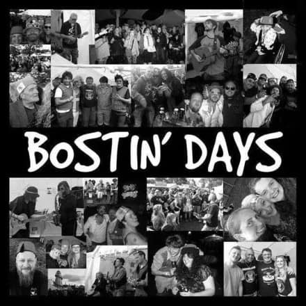 Bostin' Days album cover